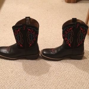 Ariat fatbaby boots 7.5B
